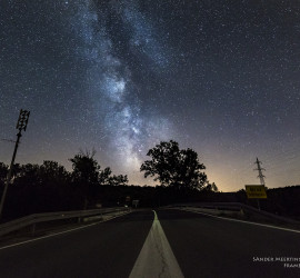 Kroatië melkweg